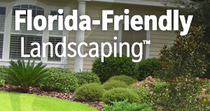 Florida Friendly Landscaping header. Used with permission